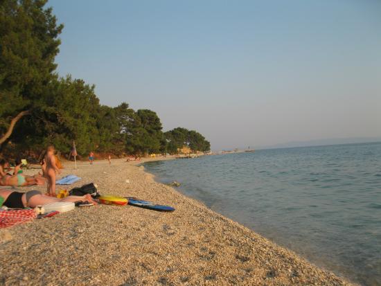 Bungalows Urania : beach