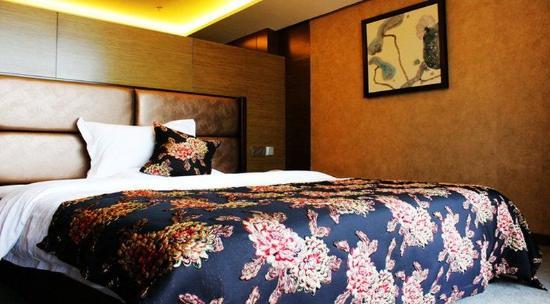 Shengshi Qianhe Hotel : Business King Room