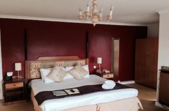Brook Mollington Banastre Hotel & Spa: Double Room