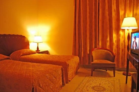 Amman Inn Hotel: Double Room