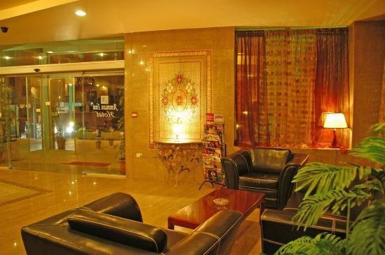 Amman Inn Hotel: Lobby