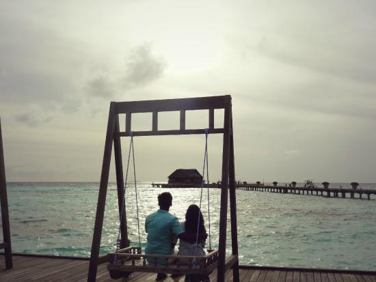 Olhuveli Beach Spa Maldives Resort View