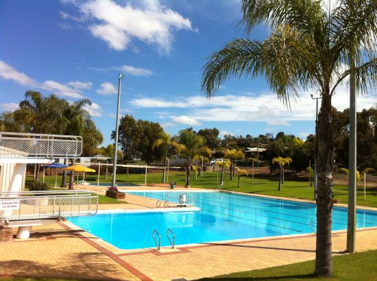 The Boyup Brook Swimming Pool Is Very Well Maintained Picture Of Boyup Brook Western