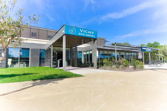 Vichy Thermalia Spa Hotel Montpellier Juvignac