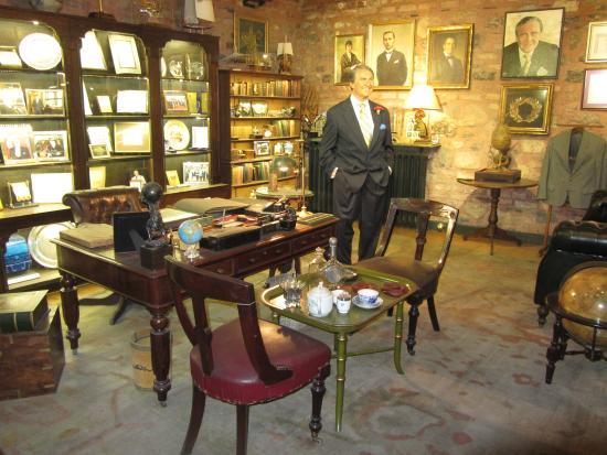 Rahmi M. Koç Museum - Picture of Rahmi M. Koc Museum ...