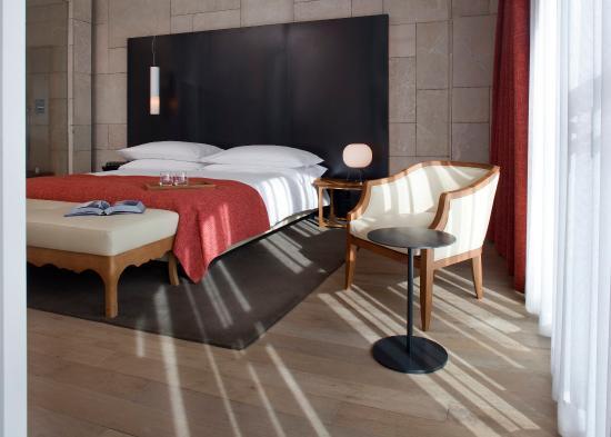 Mamilla Hotel: Mamilla Suite