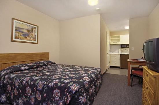 Motel 6 Greenville SC: Guest room