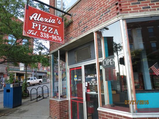 Alexia S Pizza Belfast Restaurant Reviews Phone Number Photos Tripadvisor