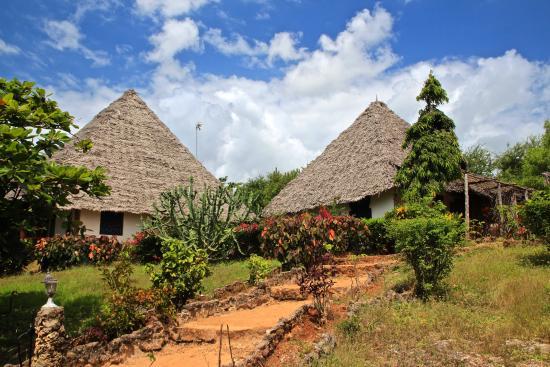 Sazani Beach Lodge: Hotel grounds