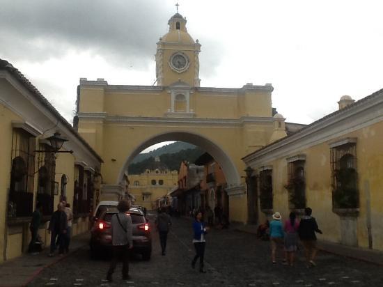Hotel Posada Del Hermano Pedro: Antigua