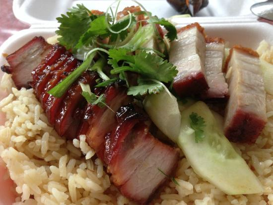 how to cook char siew pork