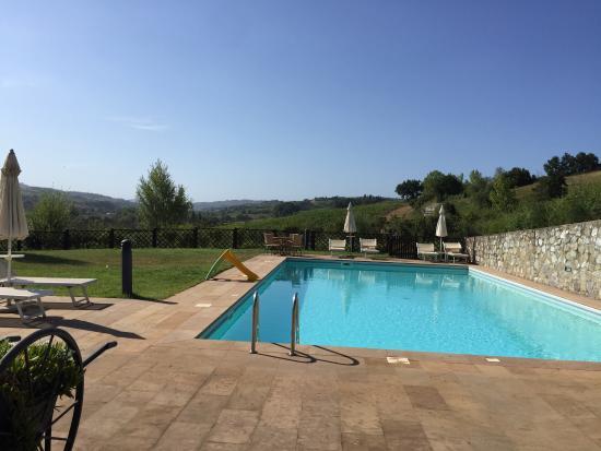Montespertoli, Itália: Tenuta Tizzauli is a really nice and charming place