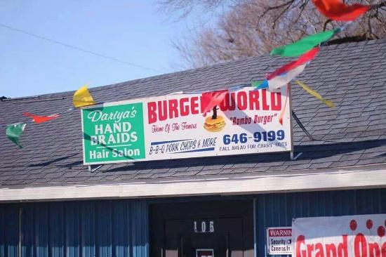 Alorton, IL: Best Hamburgers in town!!