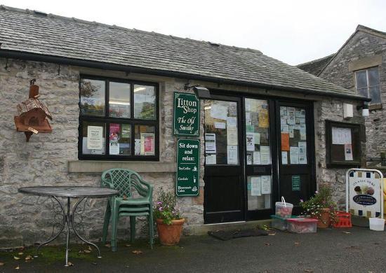 Litton, UK: The Village Shop