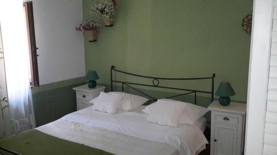 Vanjaka B&B: la chambre verte