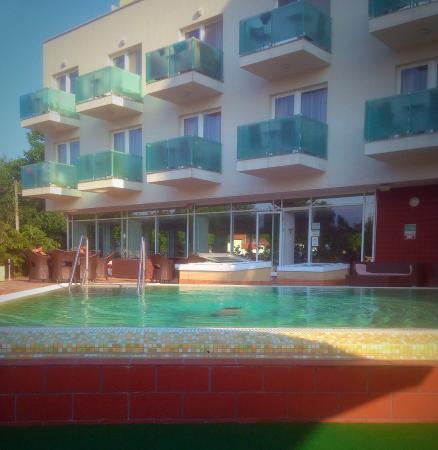Hotel Atlantis : Бассейн открытый
