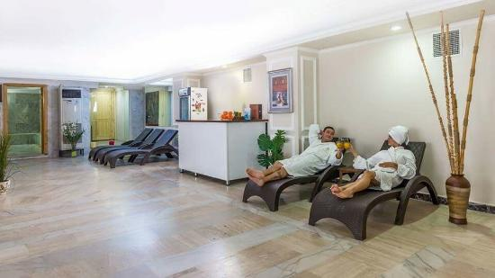 L'Etoile Hotel: L'Etoile spa & gym
