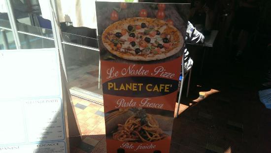Planet Caffe