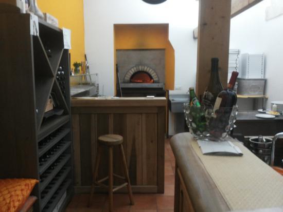 Martano, Italy: foto forno