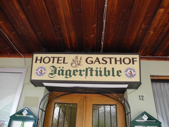 Hotel-Gasthof Jagerstuble: Jaegerstüble am Marktplatz Freudenstadt