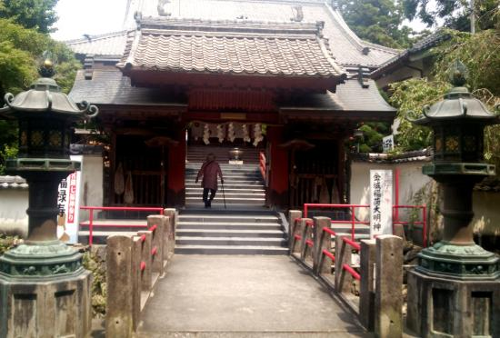 ‪Gansui Temple‬