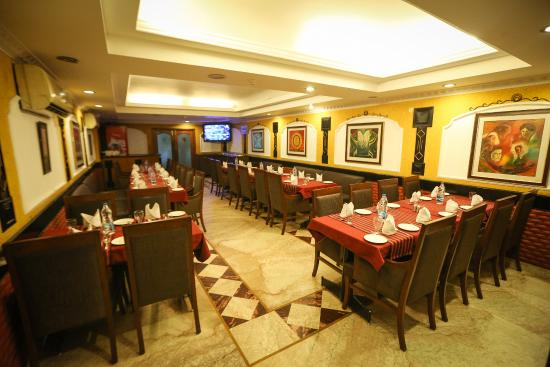 Flavours at Hotel City Heart Premium