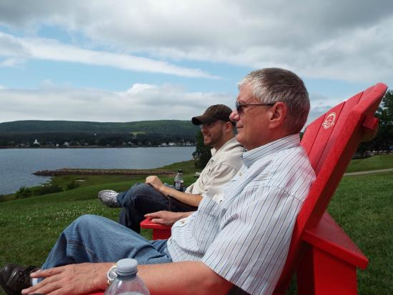 Fort Anne National Historic Site : Picnic at the Fort