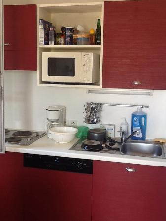 Jasses De Camargue - Villas : Cuisine avec lave vaisselle