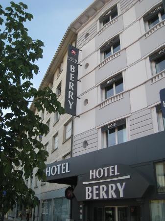 Le Berry Hotel : Fachada del hotel