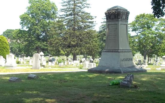 Oak Grove Cemetery, Fall River - TripAdvisor
