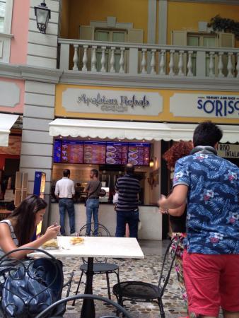 Arabian Kebab D4