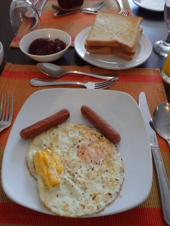 Concord Grand: 朝食2