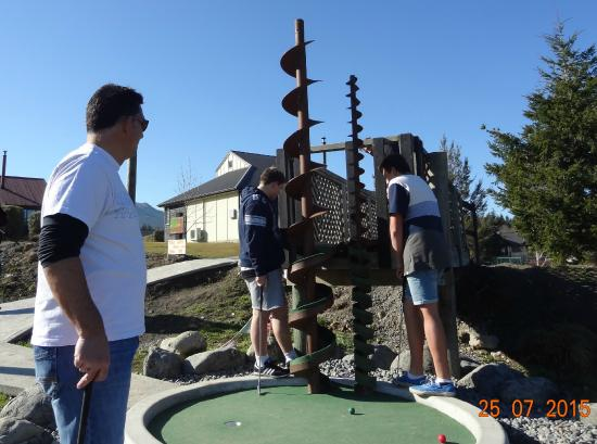 Alpine Crazy Putt