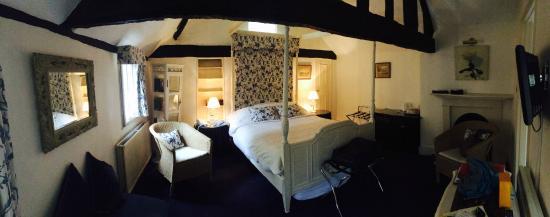 Bath Place Hotel: Einstiges Hideaway von Liz Taylor & Richard Burton