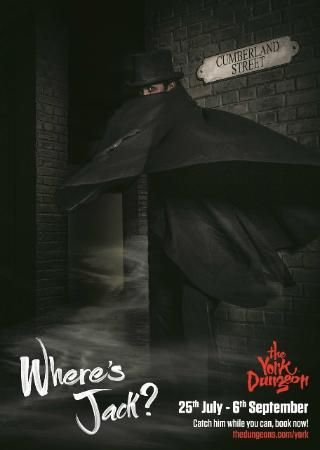 The York Dungeon: Where's Jack?