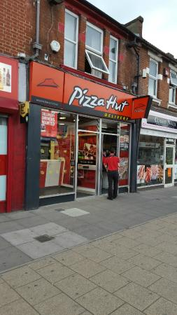 Pizza Hut Southampton Delivery 8 Shirley High St