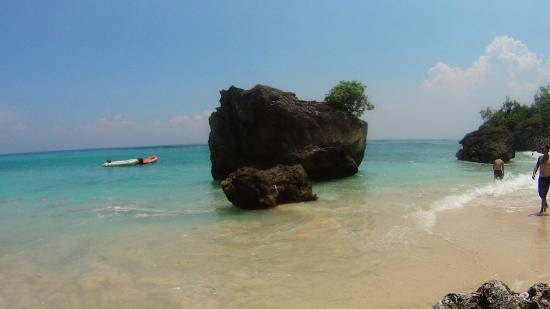 Lebuan Sait Beach