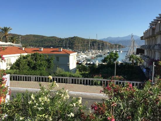 Fethiye Guest House: Beautiful view from the hostel