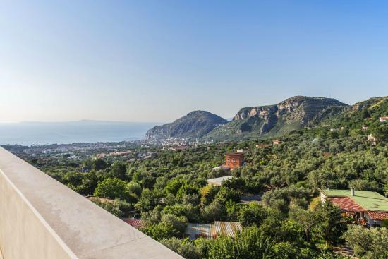 Hotel Royal Hills: Panorama dal solarium