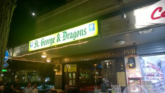 St. George & Dragons Pub