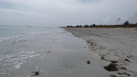 Yelloh Village La Plage: la plage