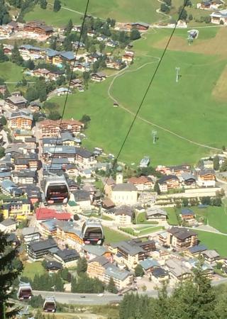 Pension Norika: Saalbach im Sommer