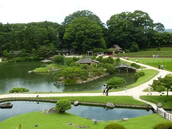 jardin de korakuen picture of korakuen garden okayama