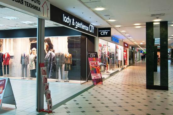 Tandem Mall: Внутреннее пространство