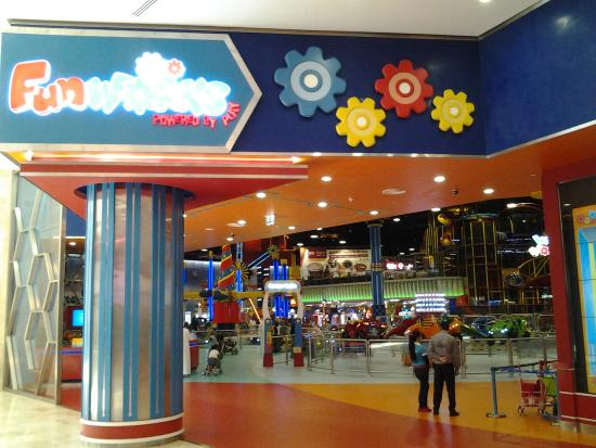 Fun Works - Yas Mall