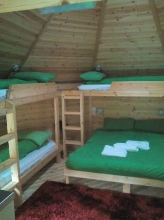 YHA Canterbury: Inside Frodo's Lodge