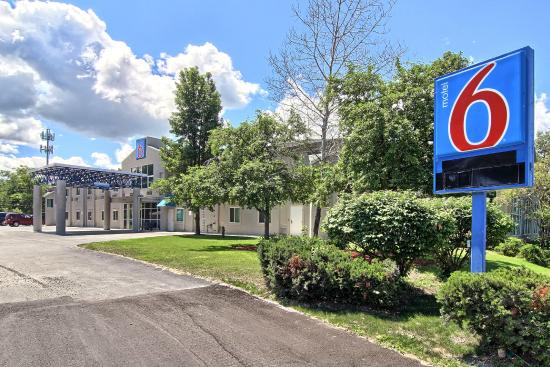 Motel 6 Traverse City: Exterior