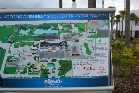 nasa space center map - photo #20