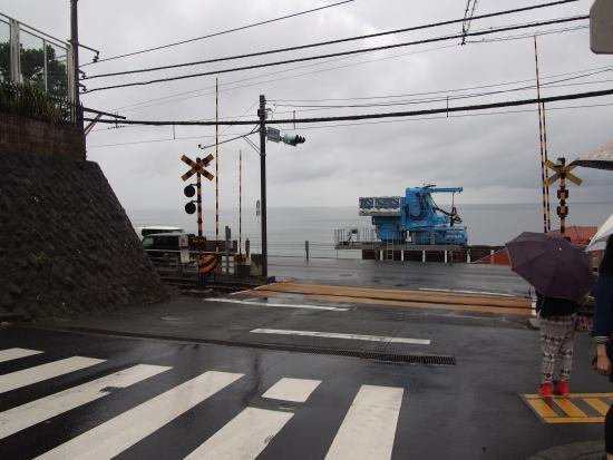 Enoshima Electric Railway: 聖地