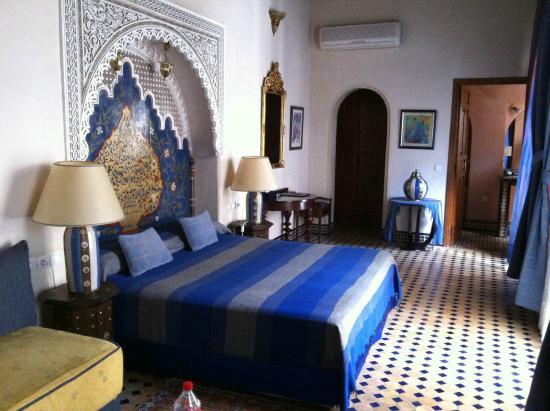 Riad Zamane: suite